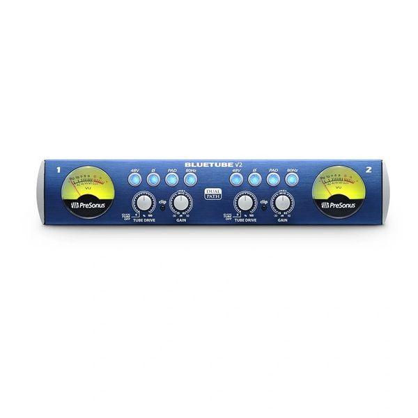 PreSonus BlueTube DP V2 Stereo Tub Mic Preamp
