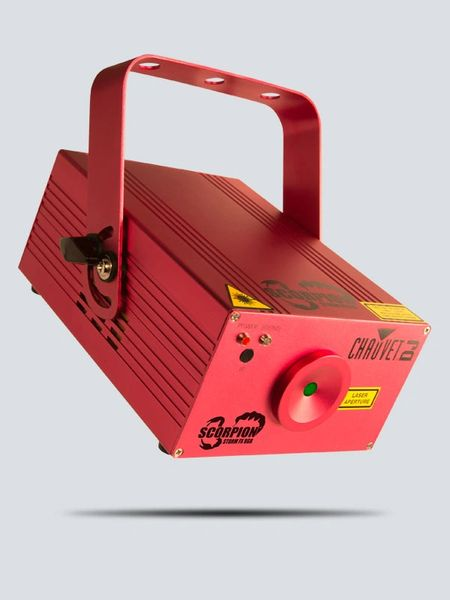 Chauvet DJ Scorpion Storm FX RGB Laser