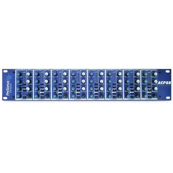 PreSonus ACP88 8-Channel Compressor/Limiter/Gate