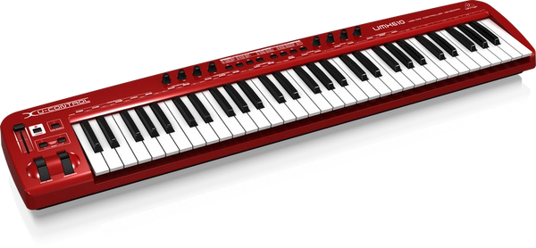 Behringer UMX610 U-Control Keyboard Controller