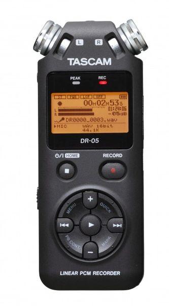 Tascam DR-05 Portable Handheld Recorder