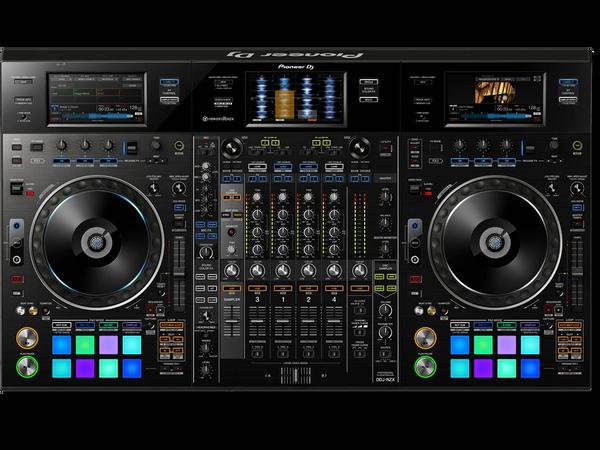 Pioneer DJ DDJ-RZX Controller