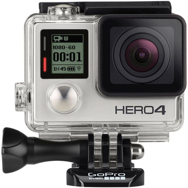 GoPro Hero4/SL2 Silver - Music Edition