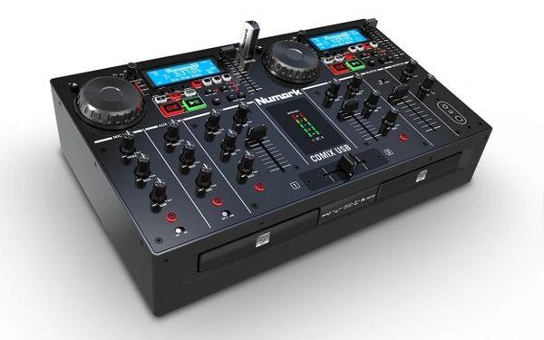 Numark CDMix USB DJ System w/ USB
