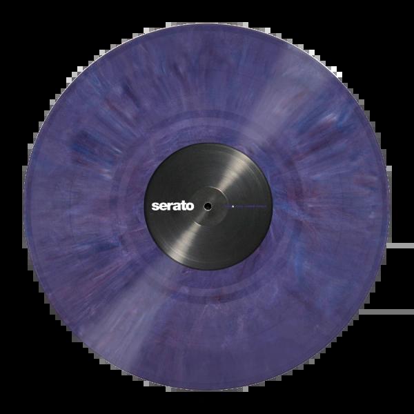 Serato Control Vinyl Purple (Pair)
