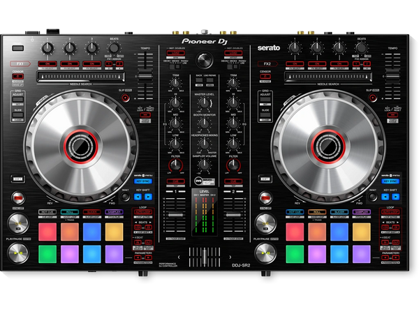 Pioneer DDJ-SR2 2 Channel Controller for Serato DJ