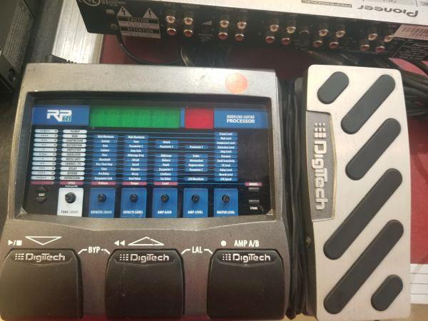 DigiTech RP350 Modeling Guitar Processor