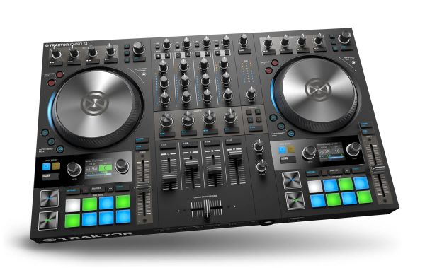 OPEN BOX Native Instruments Traktor Kontrol S4 MK3