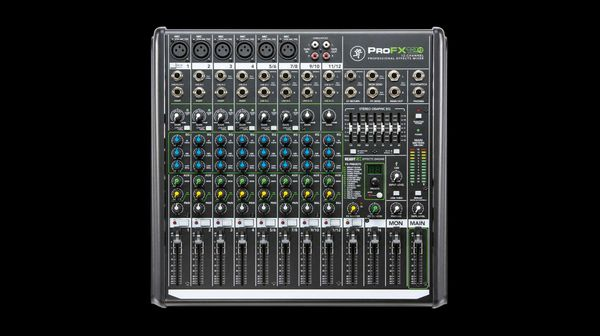 Mackie PROFX12v2 12 Channel mixer with Effects