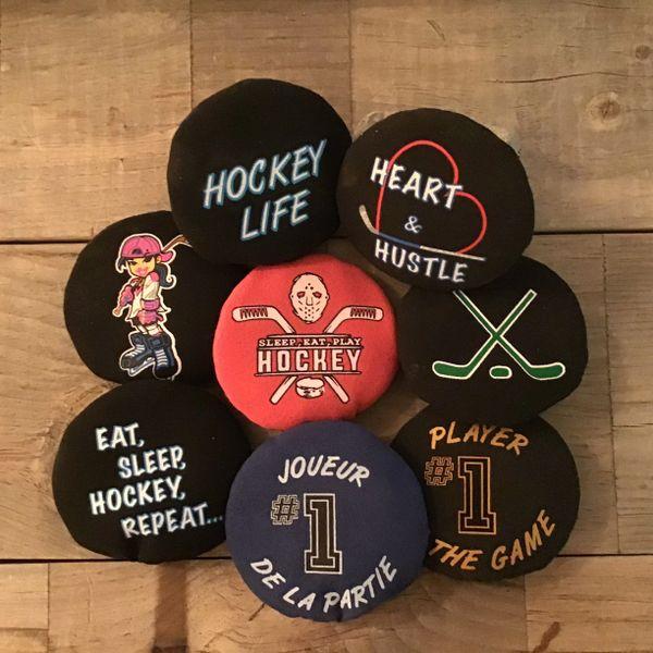 Hockey Sack... Designs