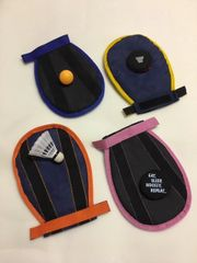 FLIP-GLOVE (set of 2 units with accessories)