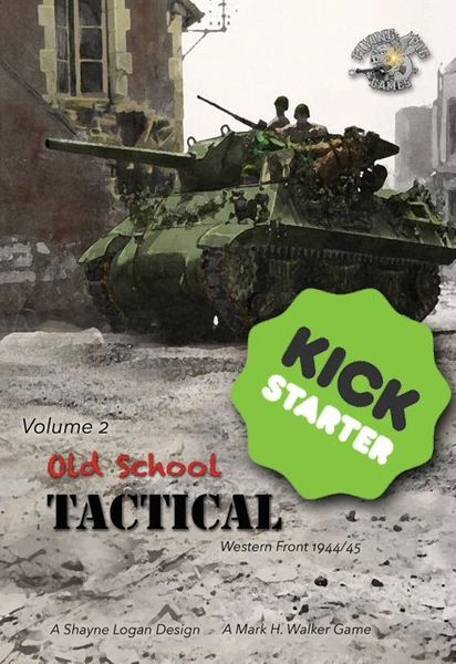 Old School Tactical Volume II: West Front 1944-45