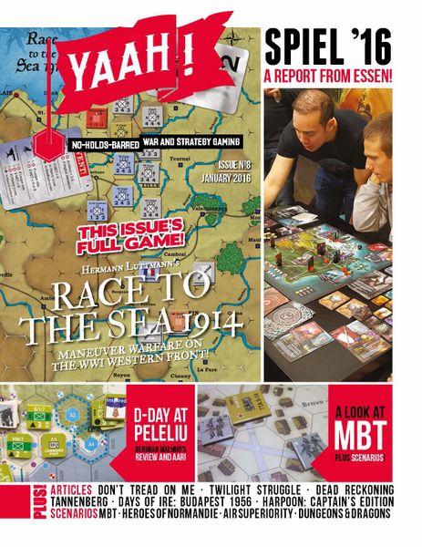 Yaah! Magazine Issue #8