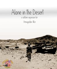 Alone in the Desert: Armageddon War Solitaire Expansion
