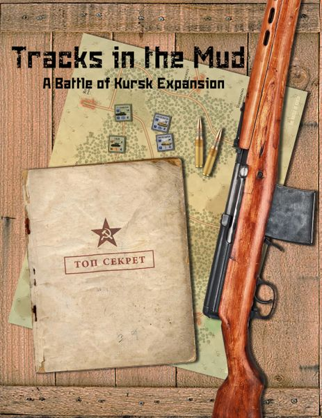 Tracks in the Mud