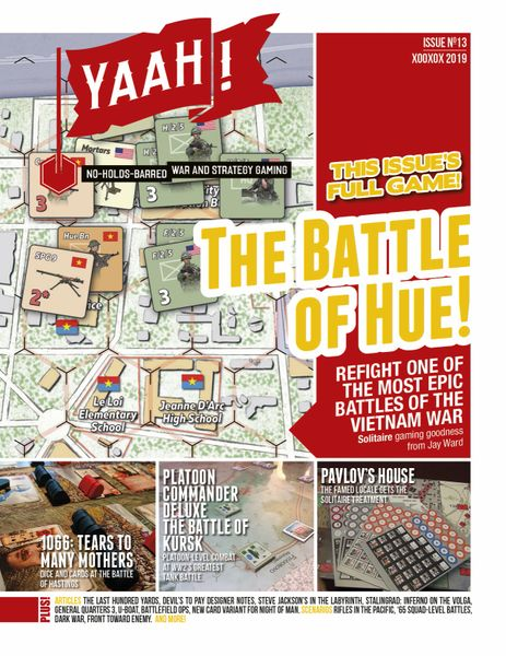 Yaah! Magazine Issue #13