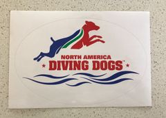 Official Logo Oval Decal