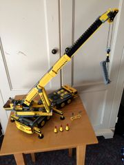7249 XXL crane