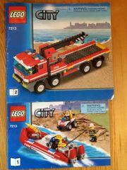 7213 big truck / raft / quad