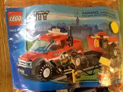 7942 off road rescue / trailer