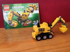 4915 mini mobile crane