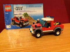 7206 fire pickup