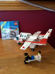 6356 med star rescue plane