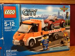 60017 flatbed truck