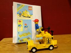 6521 emergency repair truck