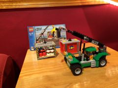7992 container stacker