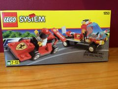 1253 shell car transporter