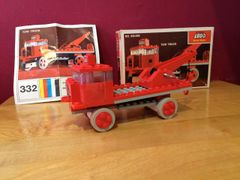 332 tow truck