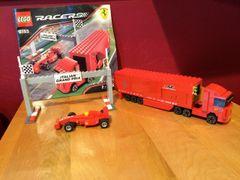8153 ferrari F1 truck 1:55