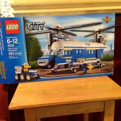 4439 police heavy duty helicopter
