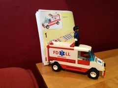 4857 fdll ambulance / doc ocks