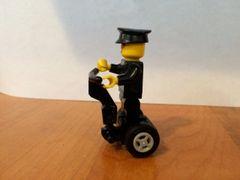 sp18 cop on segway