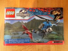 75915 pterandon helicopter only