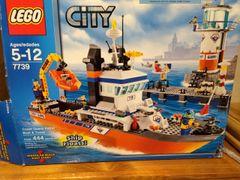 7739box boat & tower