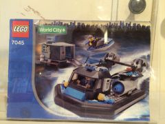 7045-1 hovercraft - boat only