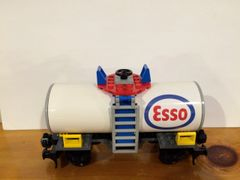 sp31 esso tank car