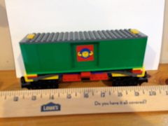 sp33 7939 lg box car - green
