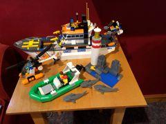 60014 cutter / raft / lighthouse