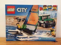 60149 4x4 with catamaran