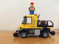sp91 3677-2 maintance truck