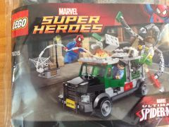 76015 spiderman truck only