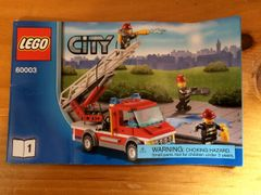 60003 fire truck only