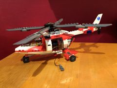 7903 fire helicopter