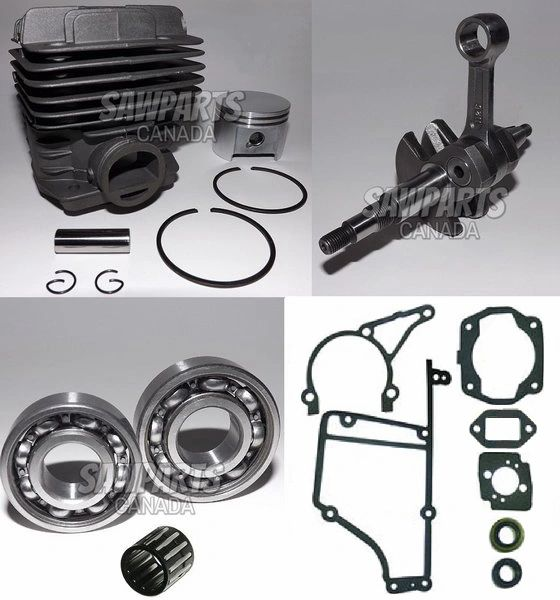 <>STIHL TS400 OVERHAUL REBUILD KIT NIKASIL 49MM