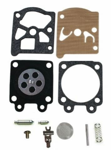 STIHL 021, 023, 025, 024, 026, MS210, MS230, MS250, MS240, MS260 Husqvarna 136, 137, 141, 142 CARB KIT FOR WALBRO CARBURETOR