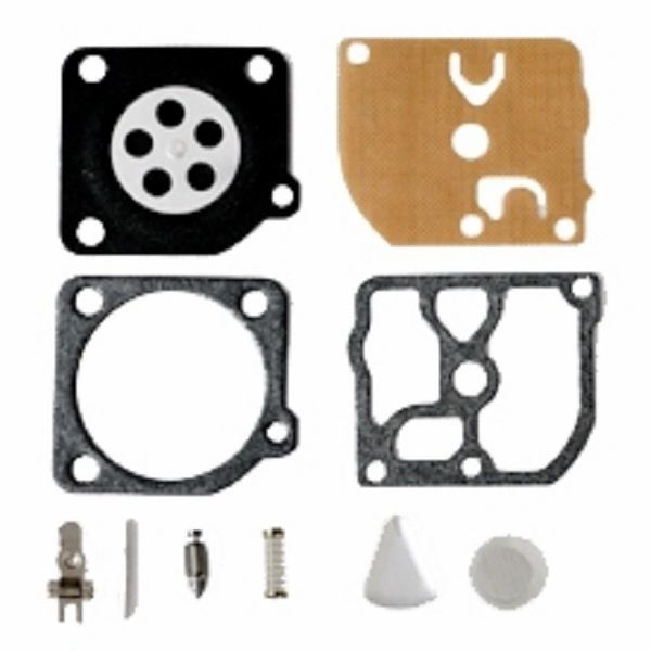 Husqvarna 41, 45, 49, 50, 51, 55, 235, 240, 245, Jonsered 2050, 2045, 2041 CARB KIT RB-45 FOR ZAMA CARBURETOR